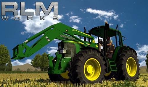 John Deere 6820 Download Tractor