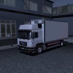 MAN BDF German Truck Simulator