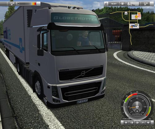 Volvo FH German Truck Simulator