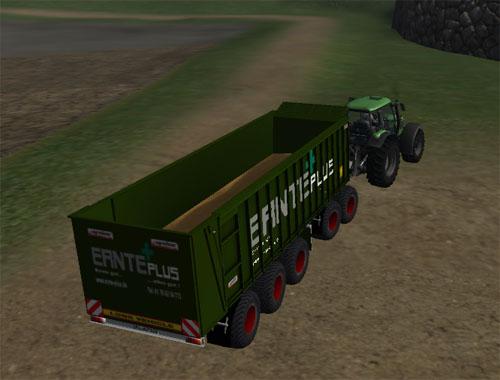 Agroliner Ernte Plus Trailers