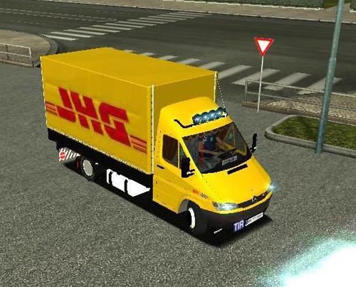 MERCEDES SPRINTER Euro Truck Simulator