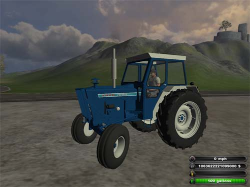 Ford 7000 Tractor Download