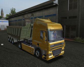 DAF CF For  German Truck Simulator