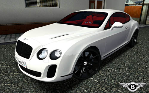 Bentley Continental Supersports German Truck Simulator