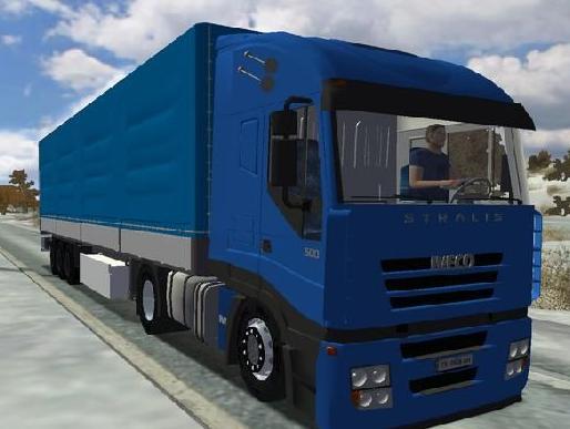 Iveco Stralis 2009 Euro Truck Simulator
