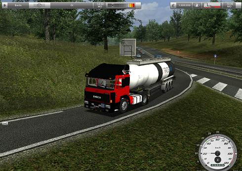 Iveco TurboStar German Truck Simulator