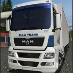 Man Tgx truck Download German Truck Simulator