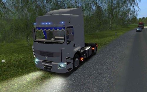 Renault Premium 450 German Truck Simulator