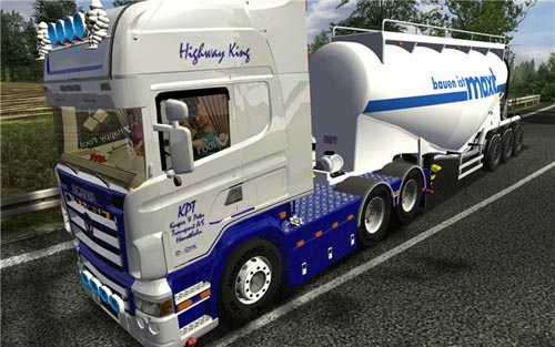 Scania Tuning Truck German Truck Simulator
