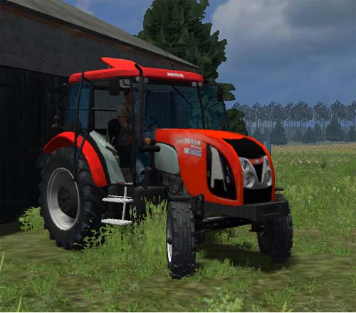 Zetor Proxima 6421 Tractor Download