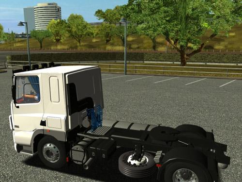 Daf Cf Euro Truck Simulator