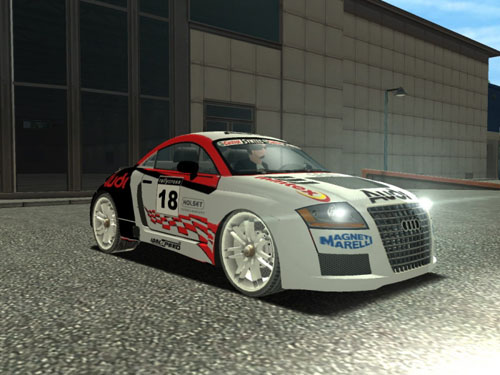 Audi TT Sports Car Euro Truck Simulator