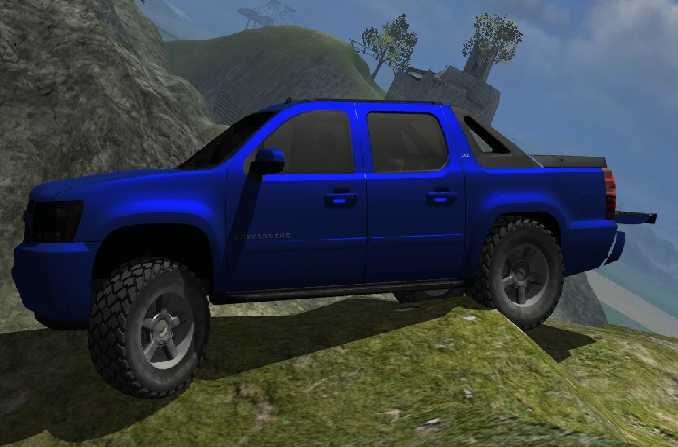 chevrolet avalanche off road simulator games mods download. Black Bedroom Furniture Sets. Home Design Ideas