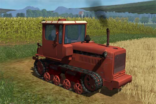 DT-75M Tractor