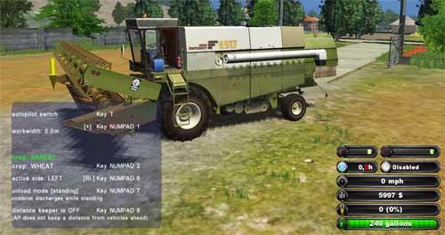 Fortshritt E-517 Harvester Pack