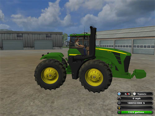 John Deere 9630 New Version