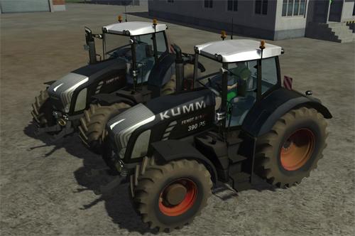 FENDT 939 Tractor Pack