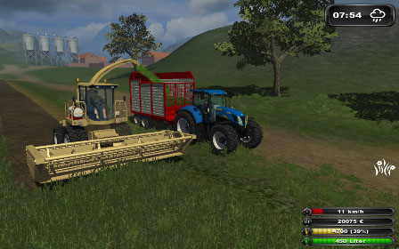 New Holland FX48 Forager