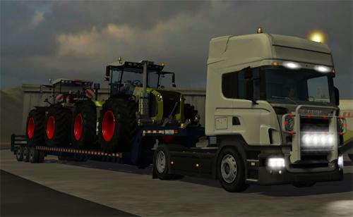 Scania R470 Truck Pack