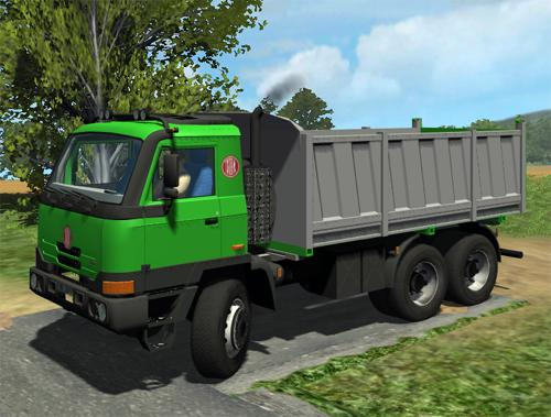 Tatra Ternno 6×6 Download Truck