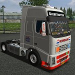 Volvo FH12 UK Truck Simulator