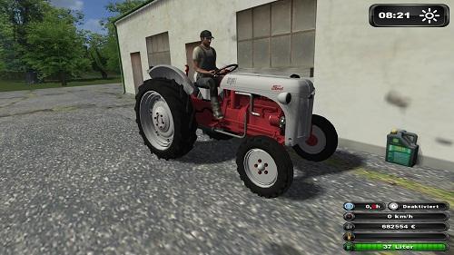 Ford-8N