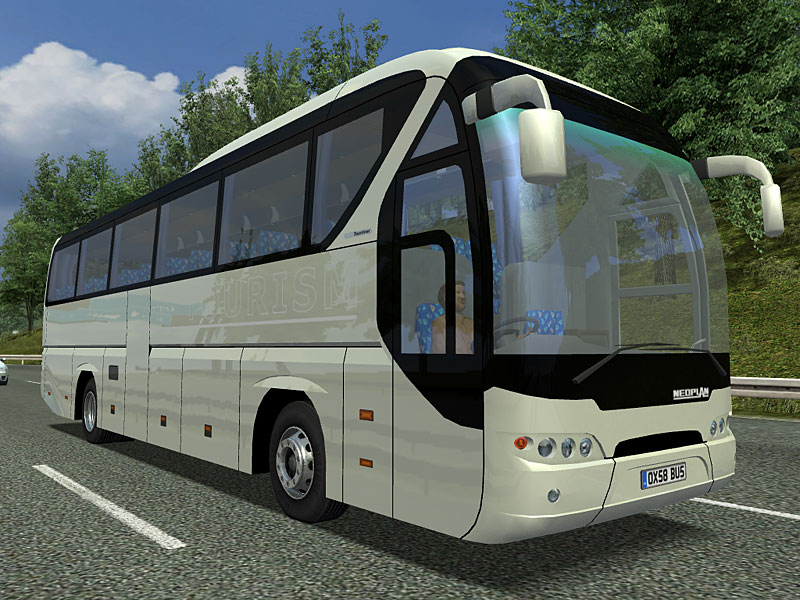 Neoplan Tourliner 15 UK Truck Simulator Bus