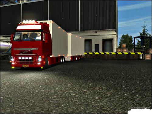 Volvo FH16 Oldenburger