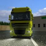 Daf Xf 105 Euro Truck Simulator Mod