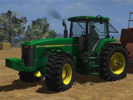 John Deere Farming Simulator Mods