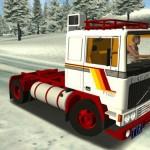 Volvo F1220 18 Wos Haulin