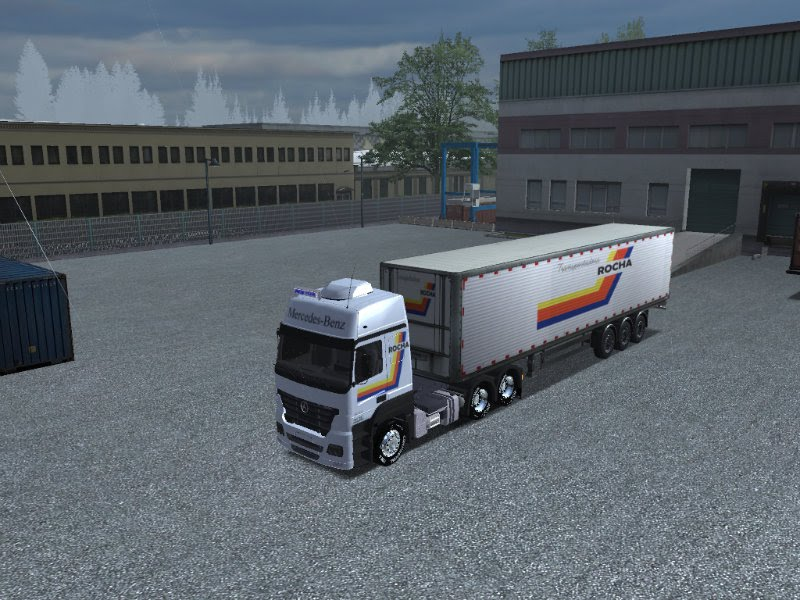 Mercedes Benz and Rocha Trailer Pack (GTS)