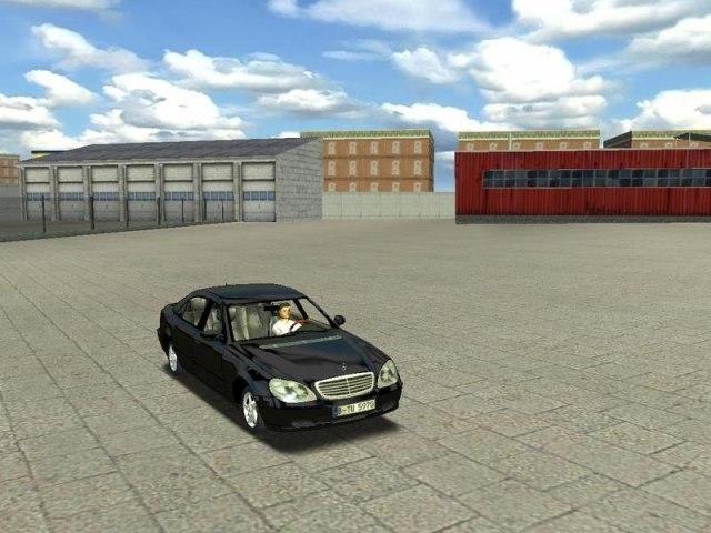 Mercedes S600 Euro Truck Simulator