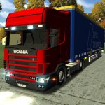 Scania 144L 440 (18 WoS Haulin )