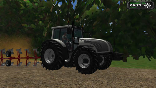 Valtra T162 Tractor Download
