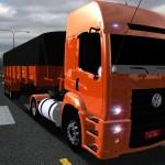 Woswagen Fabio (German Truck Simulator)