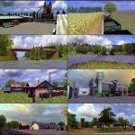 NewMap Farming Simulator 2011