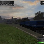 Scania 8×4 Big Load + Trailer