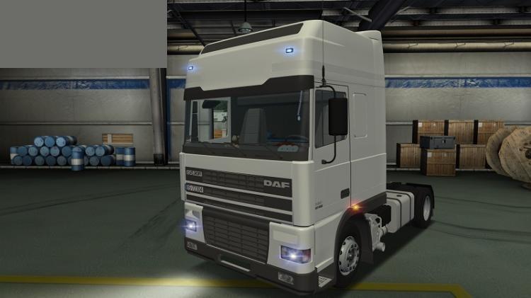 DAF 95XF SSC