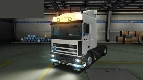 DAF ATI 400 (GTSMod)