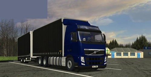 Volvo FH Tandem (GTSMod)