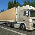 Real emblem 6×2 Trucks (UK Truck Simulator)