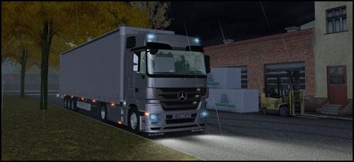 Mercedes Actros SDS 350 (ETSMOD)