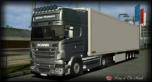 Scania New R560