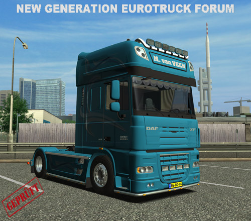 DAF XF 105
