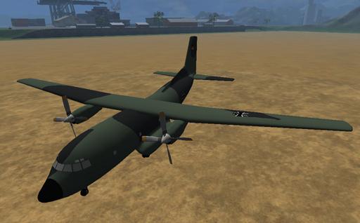 Transall V2 (airplane)