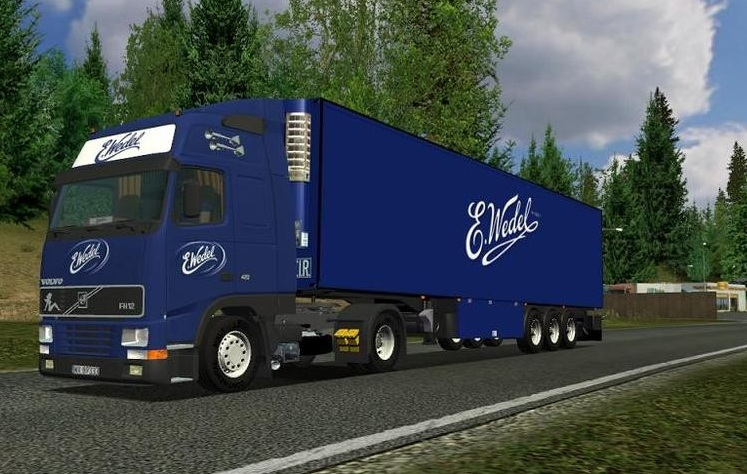 Volvo Vedel FH12 ETS