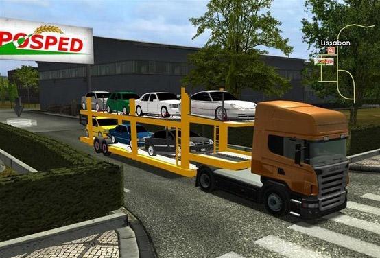 Car Transport Trailers ETS