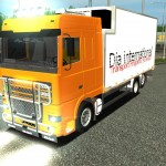 DAF 95 XF Truck in ETS