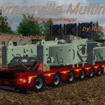 Faymonville Multimax Trailers ETS